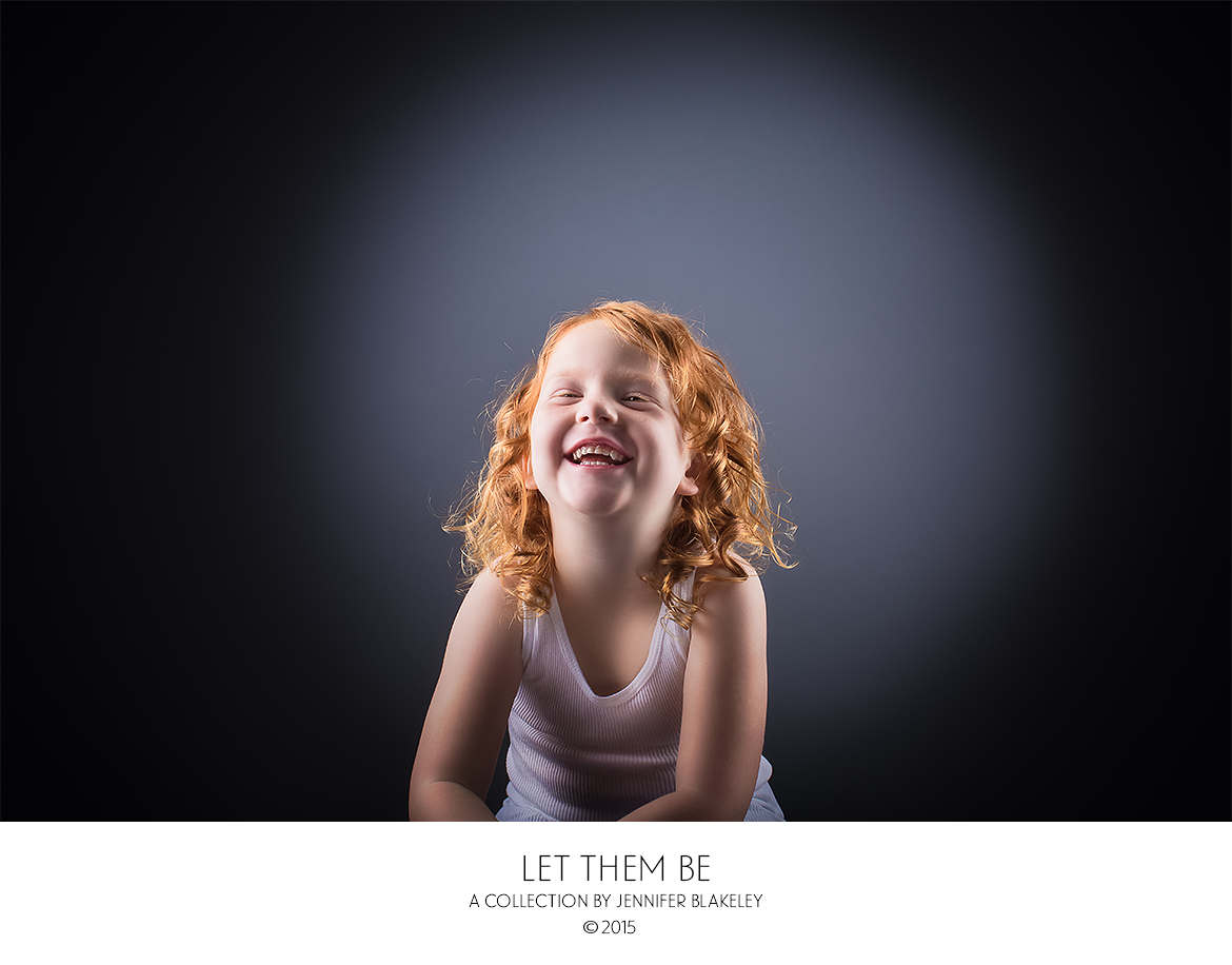 Jennifer Blakeley - Let Them Be Collection
